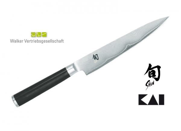 "KAI Allzweckmesser Klinge 6""   DM-0701"