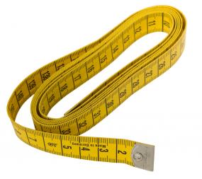 Maßband Profi, 150 cm, für starke Beanspruchung